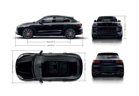 Porsche Macan Abmessungen by Porsche Macan Gts 2015 Autokatalog Ma 223 E Und Gewichte