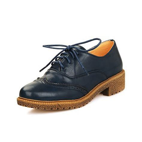 womens oxford shoes flat new 2016 fashion brogue oxford shoes for vintage