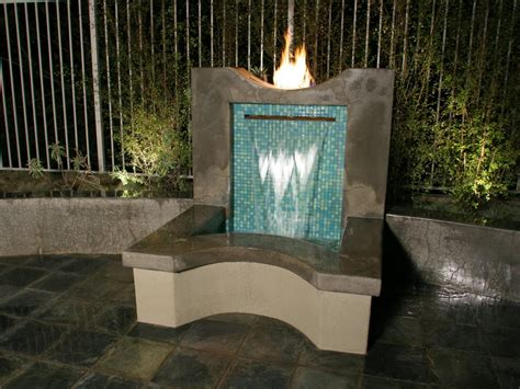 outdoor water contemporary outdoor water fountains images