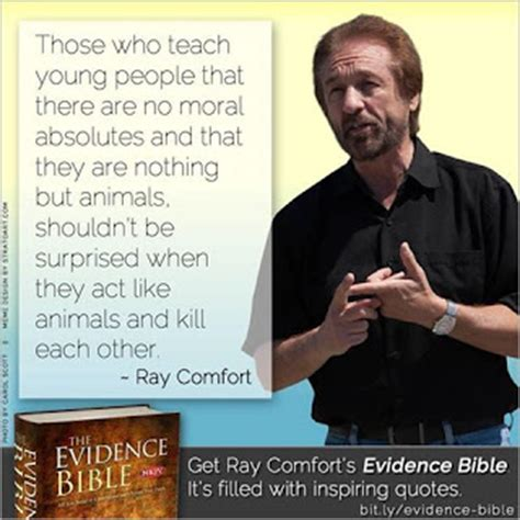 ray comfort ministries ray comfort is right don t be surprised if people act