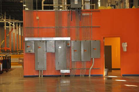 Riser Room by Image Gallery Electrical Riser