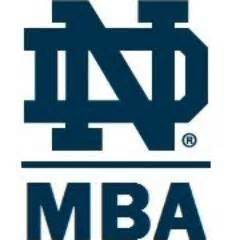Nd Mba by Notre Dame Mba Nd Mba