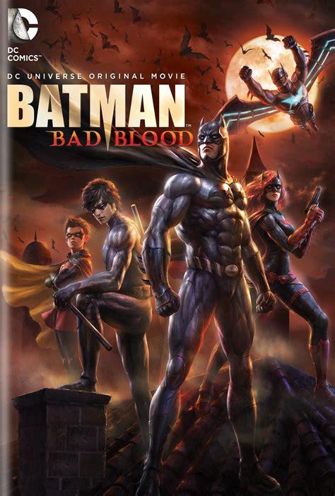 Bad Blood batman bad blood 2016 720p mega descargar gratis