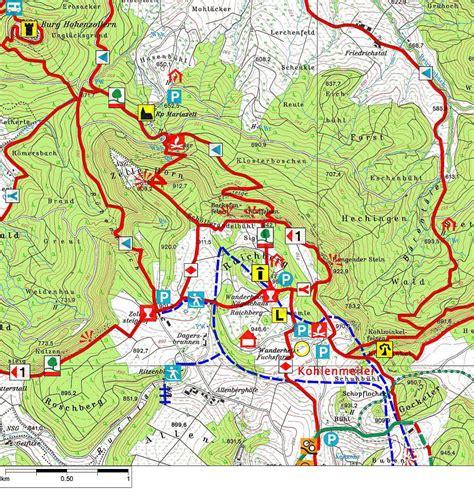 Feuerstellen Karte by Raichbergturm Bei Albstadt Onstmettingen Zollernalbkreis