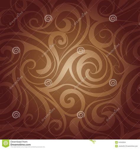 abstract liquid patterns chocolate liquid swirls stock vector image 54340354
