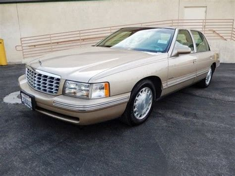 how does cars work 1997 cadillac deville electronic toll collection sell used 1997 cadillac sedan deville original 58 000 miles in beautiful orig condition in
