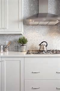 small tile backsplash in kitchen 28 creative penny tiles ideas for kitchens digsdigs