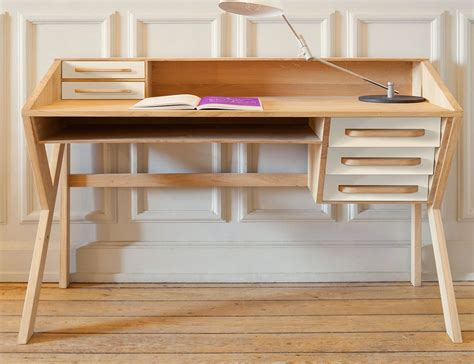Origami Desk by Origami Desk From Ethnicraft