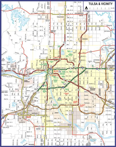 tulsa usa map 100 map of usa with interstates pacific coast highway
