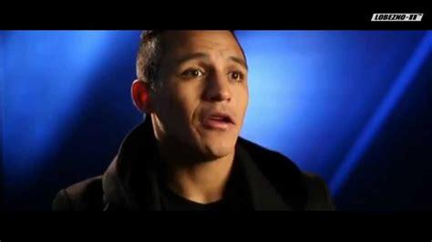 alexis sanchez entrevista alexis s 225 nchez chions league entrevista hd youtube