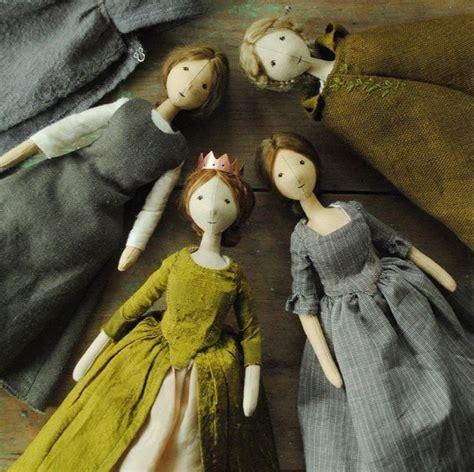 Handmade Dolls Australia - willowynn willowynn textile and soft sewing patterns