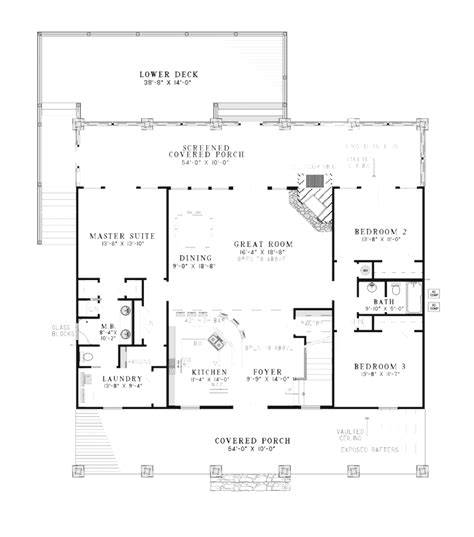 rustic home floor plans pine ridge rustic acadian home plan 055d 0861 house plans and more