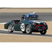 1955 Triumph TR2  Conceptcarzcom
