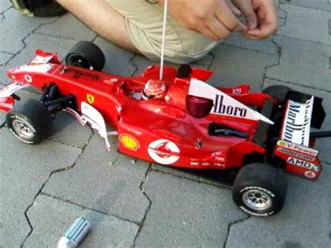Ferrari R C by Ferrari F2005 Rc Youtube