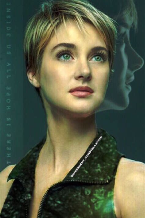 Divergent Short Haircuts | tris prior fan made insurgent pinteres