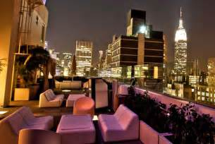 outdoor covered sky room new york nyc bottle service discounts birthday party