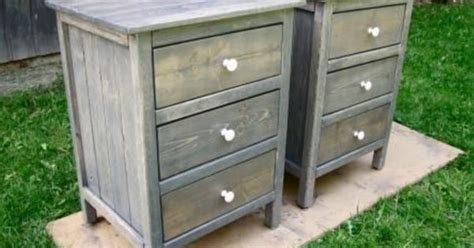 18 Inch Wide Dresser by Made Custom End Side Table This Dresser Is 28 Quot