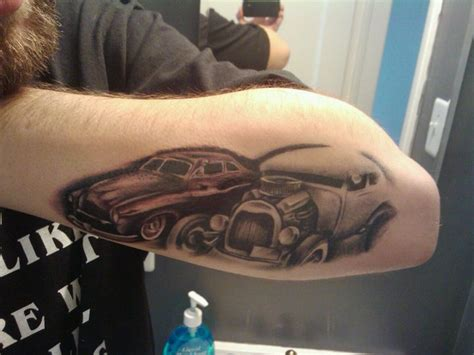 rat rod tattoos designs my rat rod by scprez on deviantart