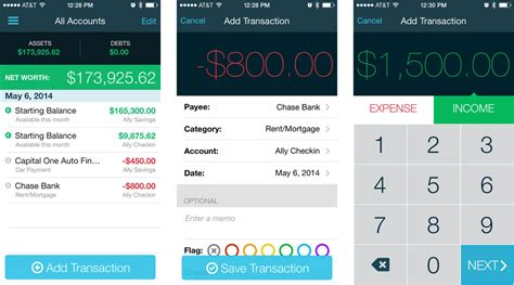 Calendar Budget Mobile App Best Budget Apps For Iphone An Easier Way To Spend Less