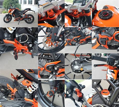 Ktm Duke 125 Parts Functional And Decorative Motorcycle Parts And Accessories