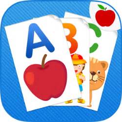 Flash Cards Kid Abc Flash Cards For Kids Game Android Apps On Google Play