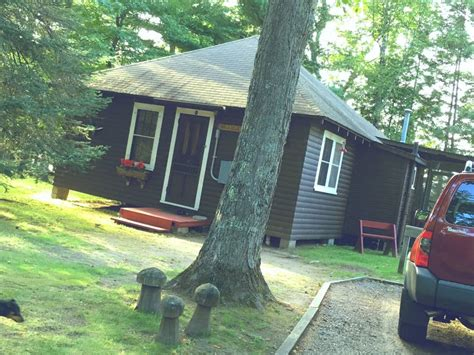 Portage Lake Cabins by Charming Cottage On Grand Portage Lake Cabins For Rent