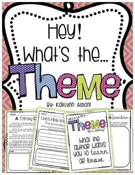 story themes elementary 17 best images about theme central message on pinterest