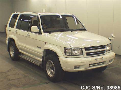 automotive air conditioning repair 2000 isuzu trooper windshield wipe control 2000 isuzu bighorn trooper white for sale stock no 38985 japanese used cars exporter