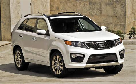 White Kia Suv Kia Sorento Suv Car Specifications And High Res Wallpapers
