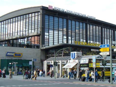 Bahnhof Zoologischer Garten by Bahnhof Zoologischer Garten Berlin De