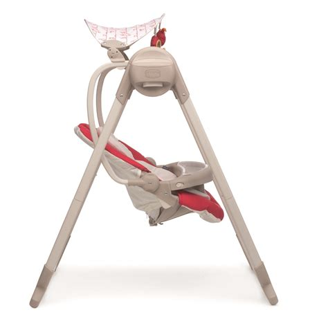 chicco baby swing chicco baby swing polly swing up 2015 grey buy at