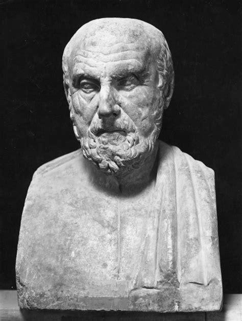 Encyclopédie Larousse en ligne - Buste d'Hippocrate