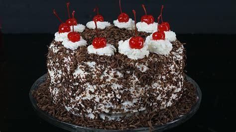 black forest cake black forest cake recipe steffi s recipes