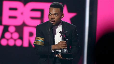 chance the chance the rapper gets honored at bet awards plus winners tv tech geeks news