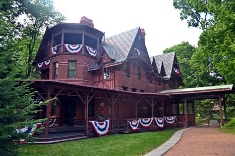 mark twain house hartford ct 5 best historic house museums in new england new england today