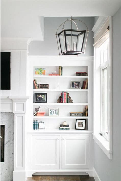 best 25 tv bookcase ideas on built in tv wall