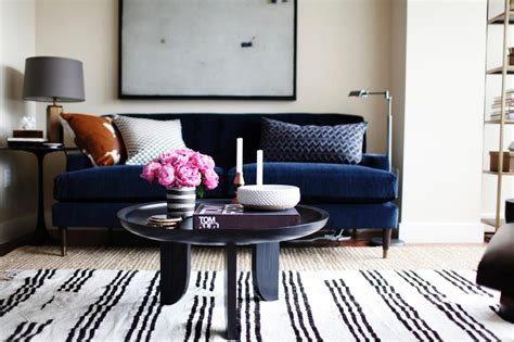 striped sofas living room furniture navy striped sofa sheldon navy and white striped sofa get
