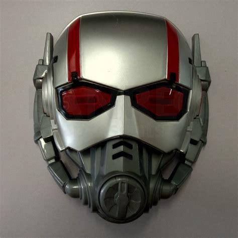 Masker Antman Set 3 luminous ant boys children light up mask helmet