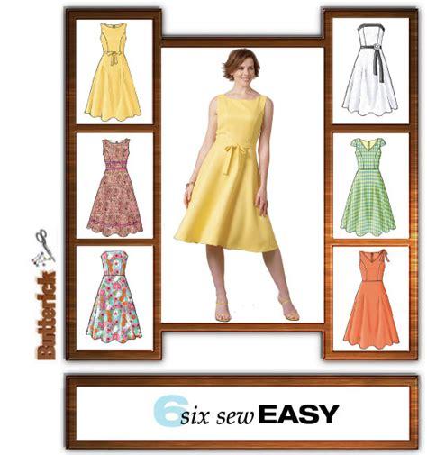 pattern review butterick 4443 butterick 4443 dress