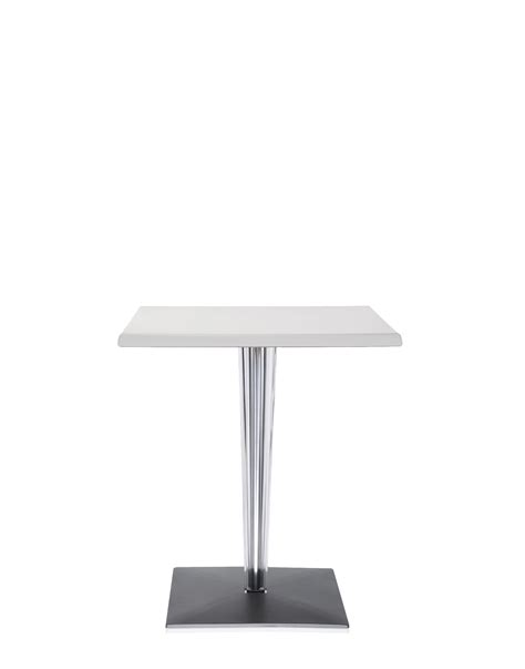 tavolo top top kartell tavolo per contract top top collezione top top by kartell