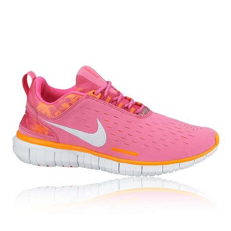 nike free og 14 s running shoes womens pink