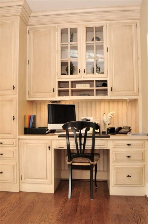 Diy Built In Desk Plans Built In Desk Ideas Project Build A House Pinterest