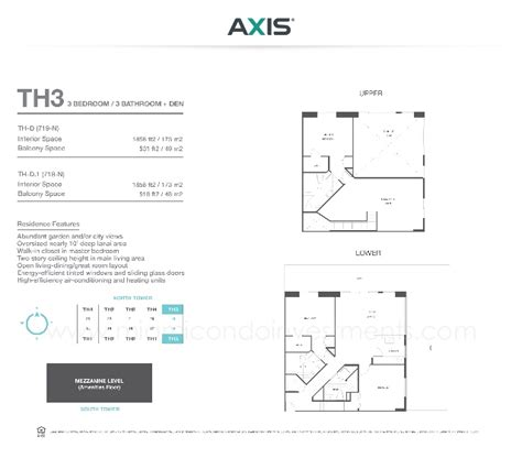 axis brickell floor plans axis brickell floor plans