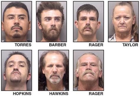 Wise County Warrant Search Investigation Leads To Seven Arrests Wcmessenger