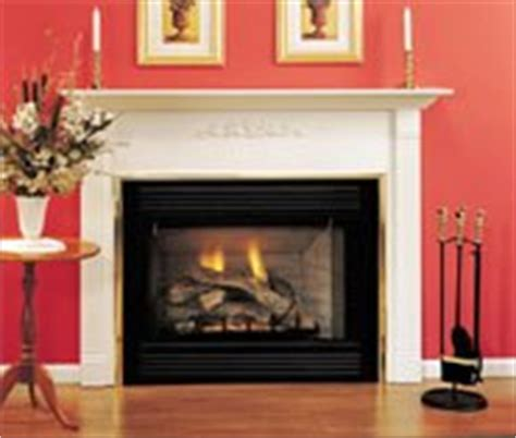 vanguard gas burning see thru and peninsula fireplaces