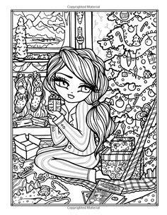 tattoo darlings an inky tattoo darlings an inky girls coloring book hannah lynn 9780692916896 amazonsmile books