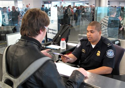 Cbp Officer Description by Cbp Resumes Business As Usual Processing Flights Ships In Of Irene U S Customs And
