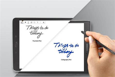 Tablet Fitur S Pen tablet s pen samsung tak akan gerus pasar note republika