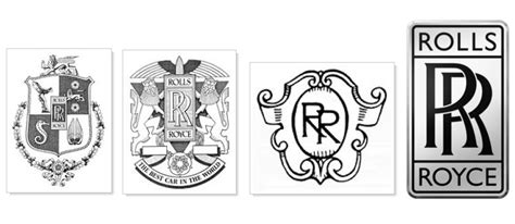rolls royce logo drawing little known facts about some of the most popular logos in
