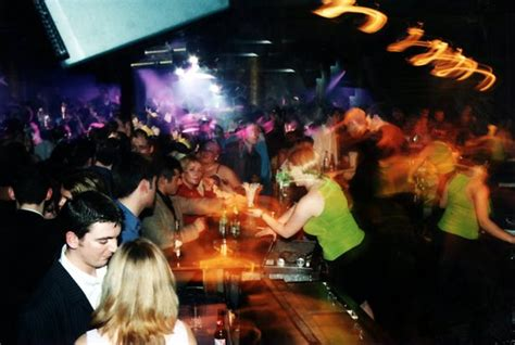 themed party nights glasgow legendary scottish nightclubs that are no longer there